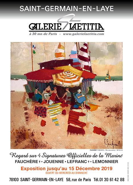 Galerie Laetitia | Exposition en cours