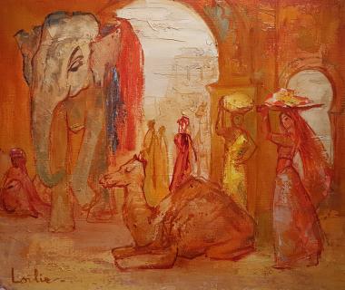Exposition Hervé Loilier | Galerie Laetitia