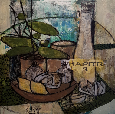 Exposition Kélyne | Galerie Laetitia