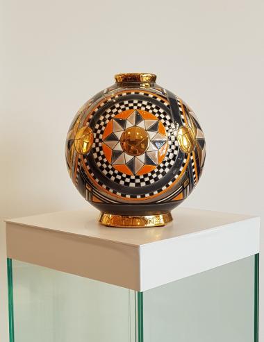 Exposition Emaux de Longwy | Galerie Laetitia