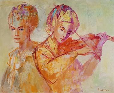 Exposition Hervé Loilier   Galerie Laetitia