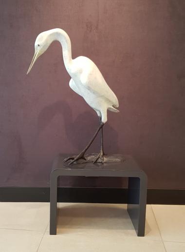Exposition Jean Lemonnier   Galerie Laetitia