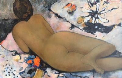 Exposition Alain Bonnefoit | Galerie Laetitia